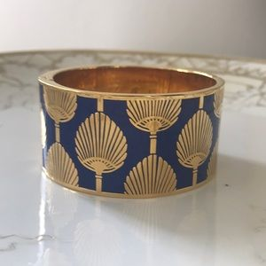 Kate Spade The Way The Wind Blows Hinged Cuff